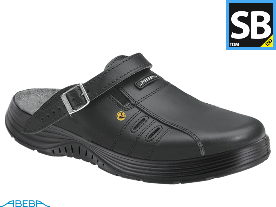 Abeba Securclog Black