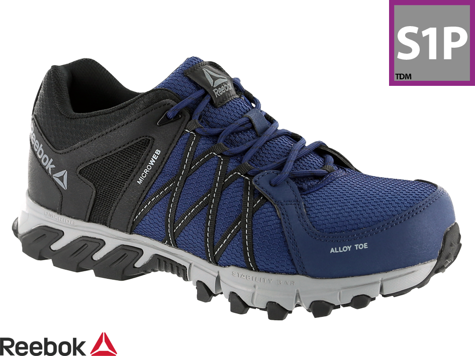 Reebok Trailgrip Blue