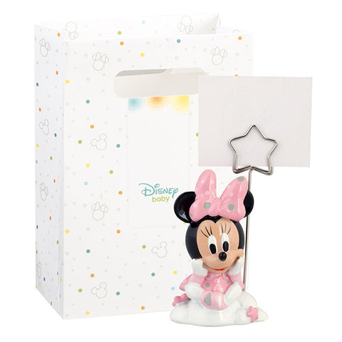Memoclip Minnie rosa con bag