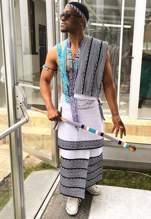Mens Xhosa outfit A