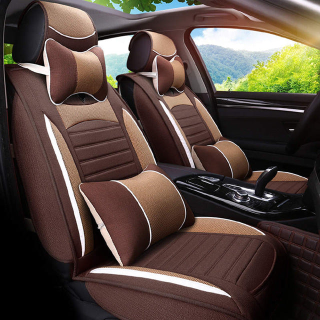Luxury Leather Car Seat Covers