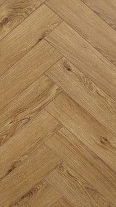 Canadia Wood Block Pisa Oak Herringbone