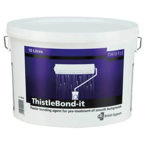 Gypsum Thistle Bond It 10 Ltr Tub