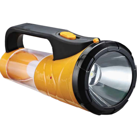 Ultralightpal 3W Led Rechargeable Torch