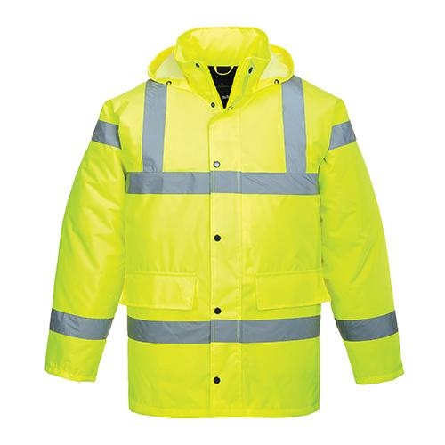 Portwest Hi Vis Traffic Jacket XX-Large