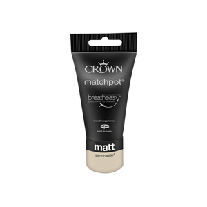 Crown Matt Sandcastle 40ML