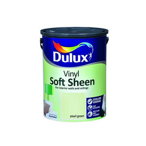 Dulux Vinyl Soft Sheen Pearl Green  5L