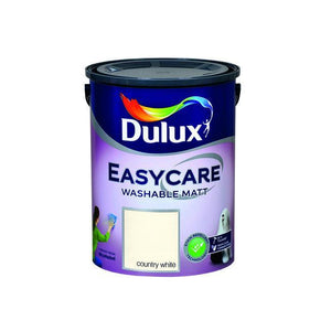 Dulux Easycare Country White 5L