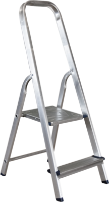 2 Tread Aluminium Step Ladder