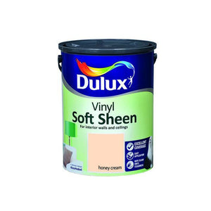 Dulux Vinyl Soft Sheen Honey Cream  5L