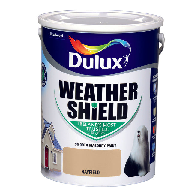Dulux Weathershield Hayfield 5l Donegal Donegal Town