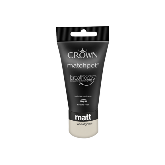 Crown Matt Wheatgrass 40ML