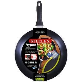 Non Stick 28CM STEELEX FRYPAN W/INDUCTION