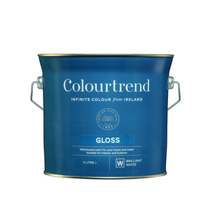 Colourtrend Gloss White Base 3L