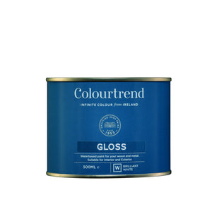 Colourtrend Gloss White Base 500ml