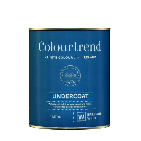 Colourtrend Undercoat White Base 1L