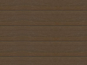 Ultrashield Naturale Hollow Deck Board Walnut Composite Decking