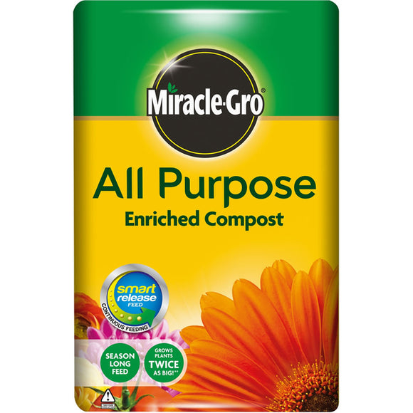 Miracle Gro All Purpose Compost 50 Litre
