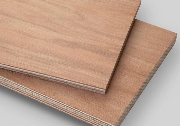 Plywood Hardwood Faced Ce2+ 9mm