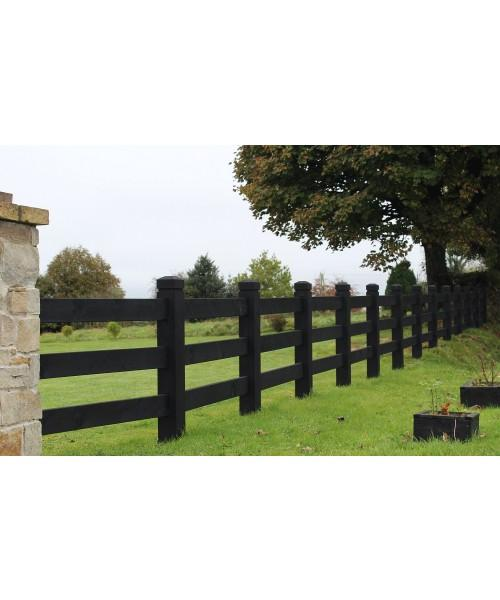 Woodford Chunky Gate Post 1.8 150 x 150 Notched