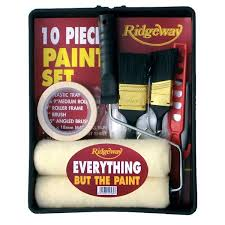 "Fleetwood 9"" Everything But The Paint Set"