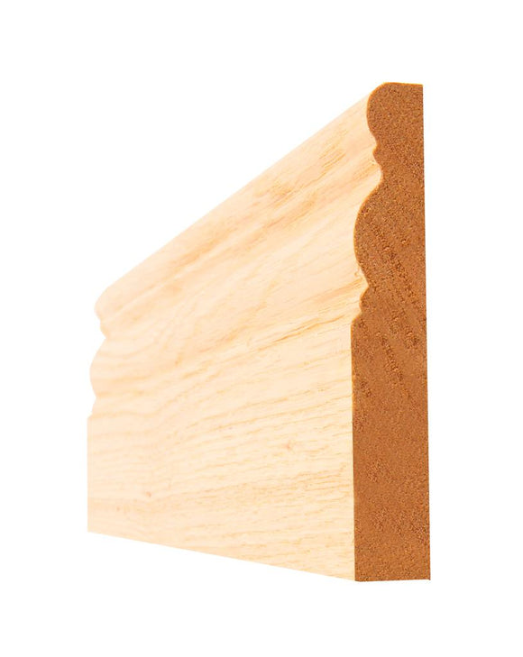 Indoors Oak 3 In  Ogee Pre Fin Architrave 16X70X2.2M(5Pcs)