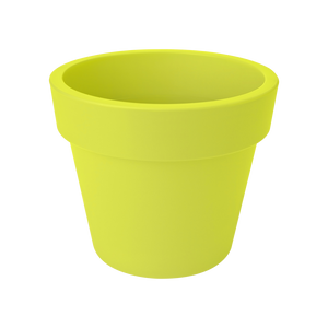 Green Basics Top Planter 45cm Living Lime Green