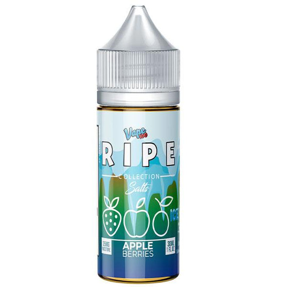Apple Berries On Ice by Vape100