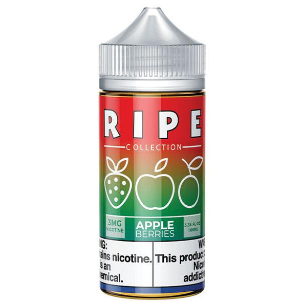 Apple Berries by Vape 100 Ripe Collection