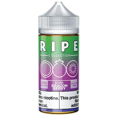 Kiwi Dragon Berry by Vape 100 Ripe Collection