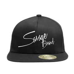 Savage Brand Graphic SnapBack
