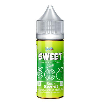 Sour Sweet Nic Salt by Vape 100
