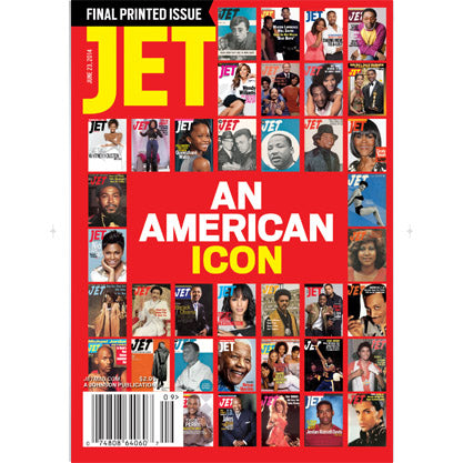 JET Magazine Final Issue (June 23, 2014)