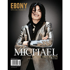 "EBONY ""Special Tribute to Michael Jackson"" Special Edition (June 2009)"