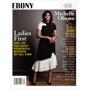 "EBONY ""Ladies First"" Special Edition (Feb 2017)"