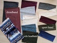 Load image into Gallery viewer, handmade-eco-friendly-headbands