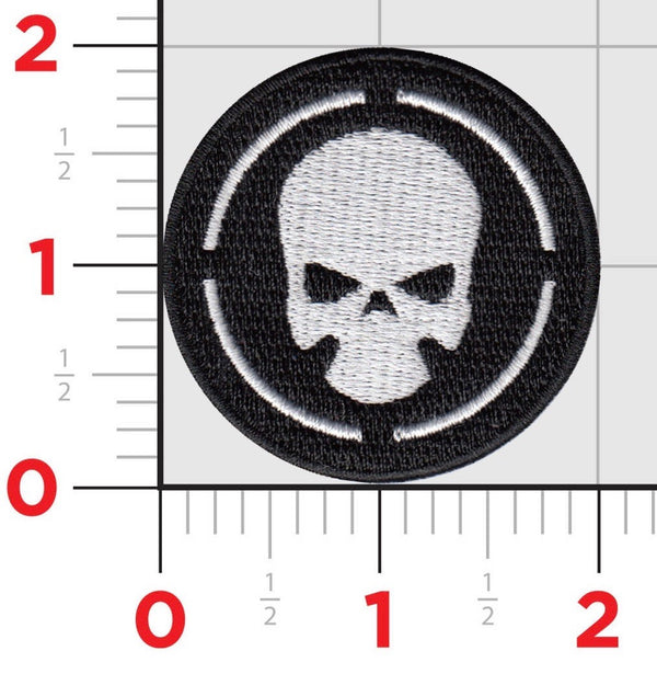 TACTICAL PATCH LOGO