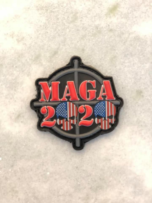 3D PVC MAGA 2020 PATCH