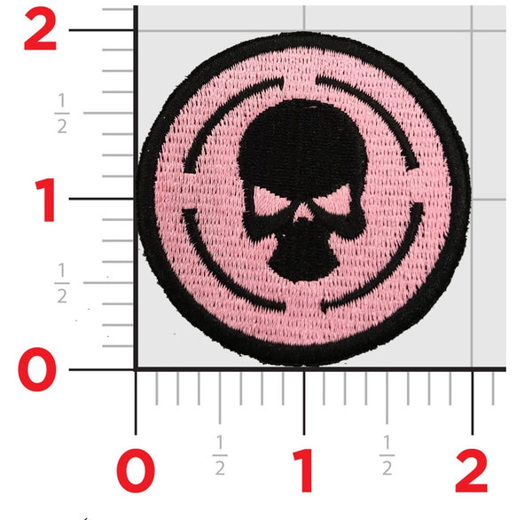 TACTICAL PATCH LOGO PINK