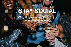 People drinking alcohol. With Coast, customers do not have to compromise their social life or enjoyment to be healthy and perform optimally. Coast limits the damage from alcohol including hangovers.