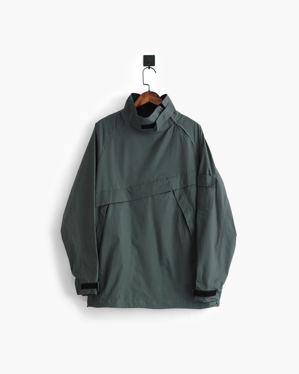 ROSEN-X Orion Anorak in Ripstop Cotton Sz 3
