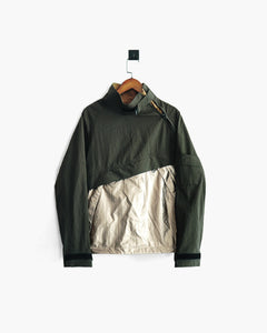 ROSEN-X Orion Anorak in 2-Tone Nylon Sz 1
