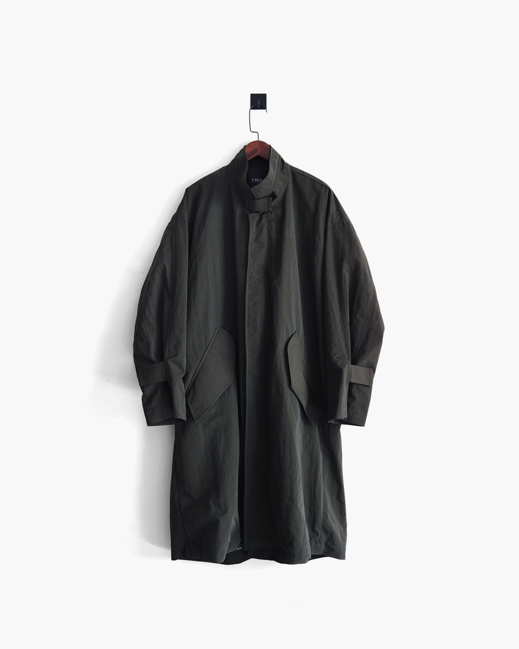 ROSEN-X Orwellian Coat in Nylon Sz 1-2