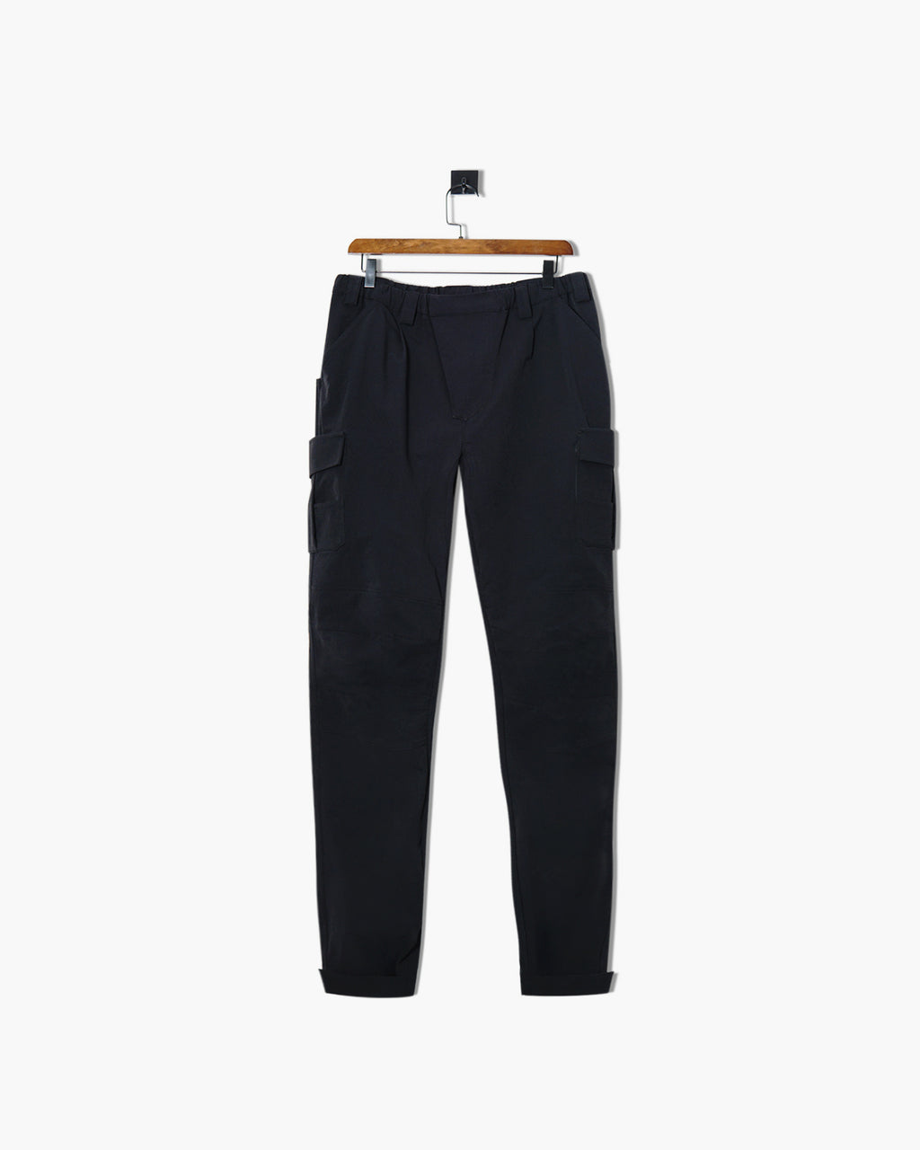 ROSEN-X Thebe Trousers in Black 2L Nylon Sz 4-5