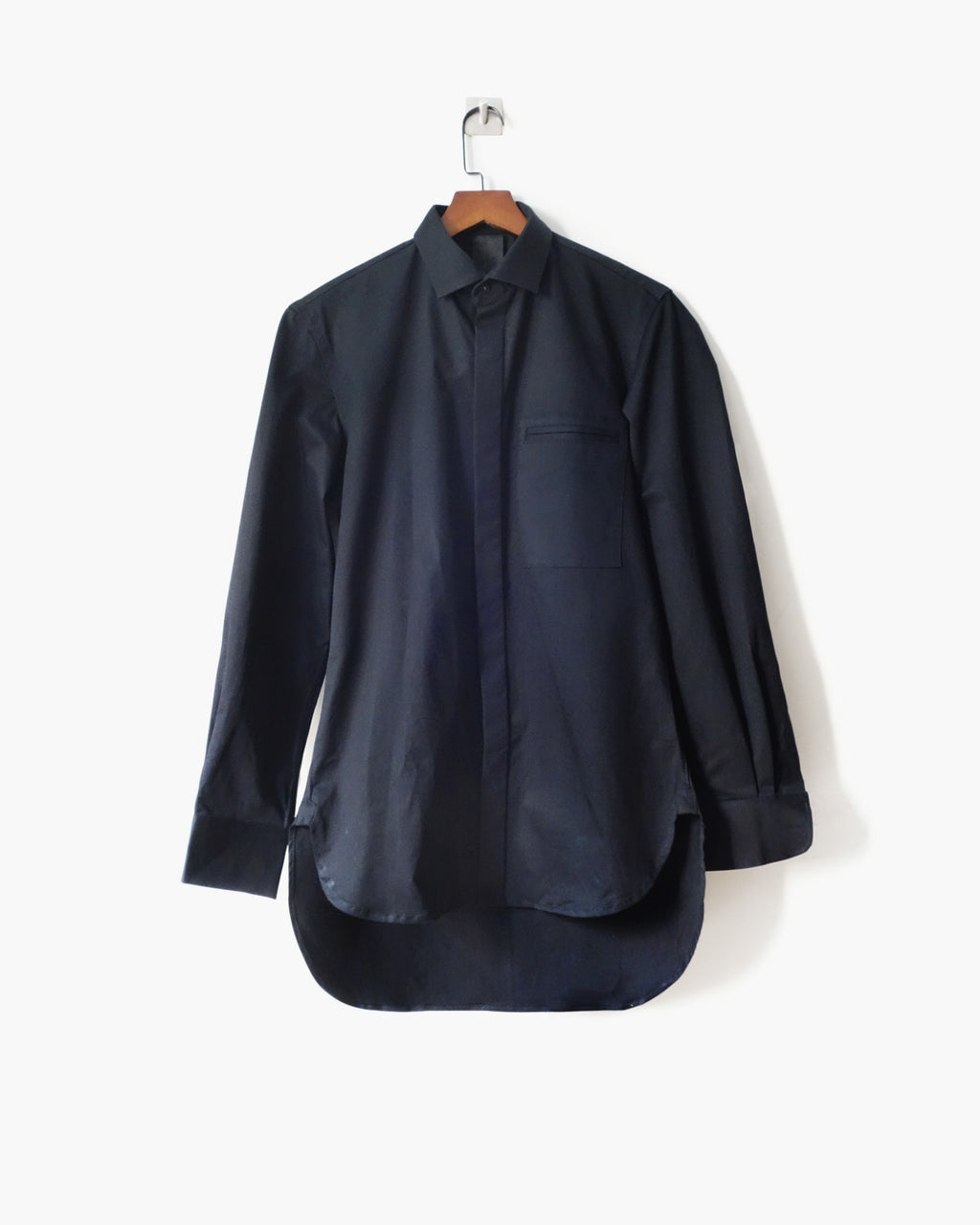 ROSEN Aalto Shirt in Heavy Cotton Twill