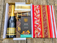 Champagne Festivities - Your Choice Of Wine