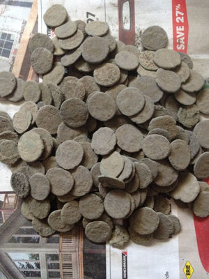 How to Clean Your Roman or Uncleaned Roman Coins