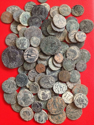 Nerocoins Is A Uncleaned Roman Coin Dealer With Premium