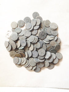 Uncleaned-Roman-Coins-Sold-In-Lots-Of-10-www.nerocoins.com
