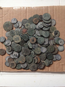 High-quality-Desert-uncleaned-Roman-coins-from-Israel-www.nerocoins.com